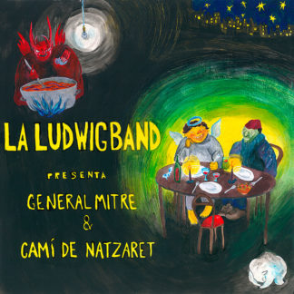La Ludwig Band - General Mitre & Camí de Natzaret © Margot Umbert